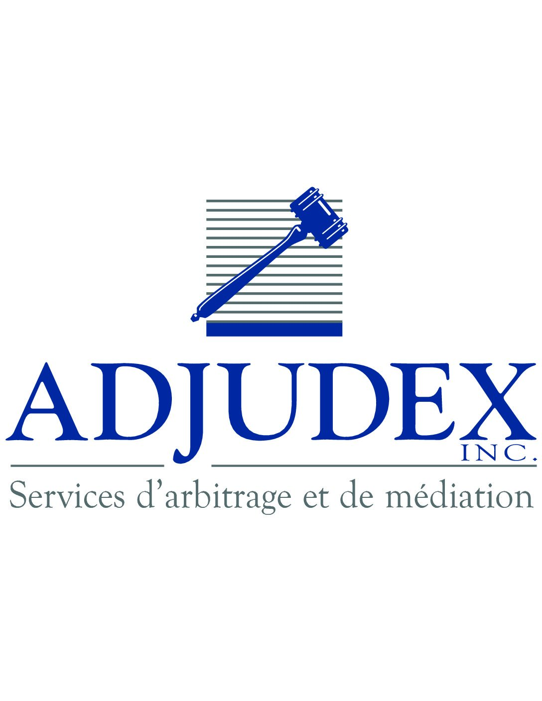 Adjudex inc. Services d'arbitrage et de médiation