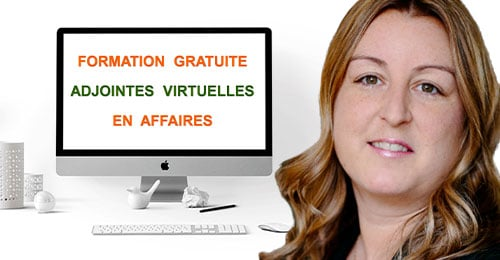 Partir en affaires comme adjointe virtuelle!